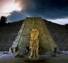 Copan-stairs-Night1
