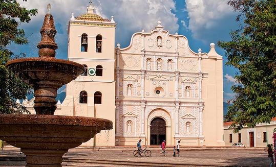 La-catedral-de-comayagua