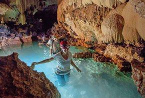 Actun Tunichil Muknal La cueva de la doncella de cristal Belice (8)